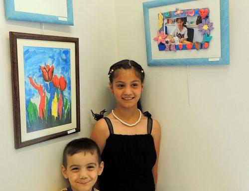 İstanbuldaki Çocuklar Mc Donals Gezisinden