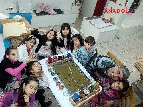 Çocuklar İçin Sanat Eğitimi İstanbul