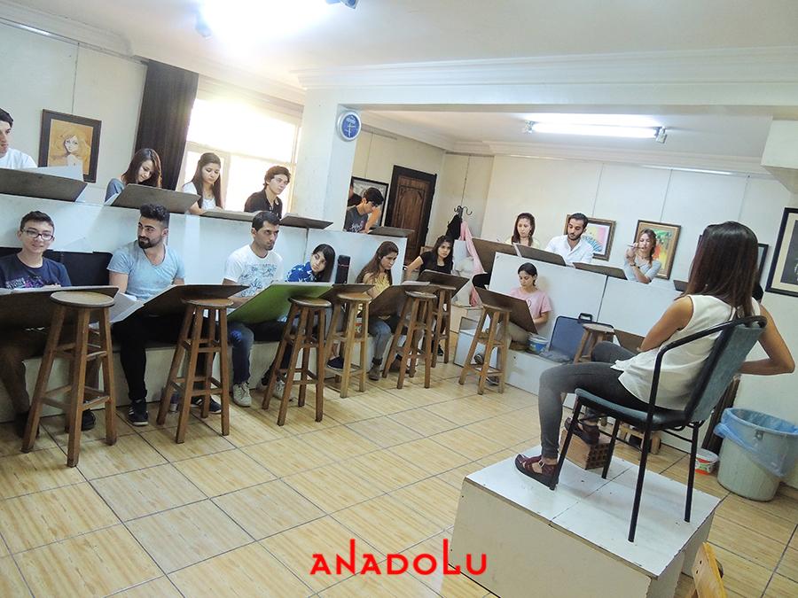 İstanbulda Güzel Sanatlara Fakülteleri Hazırlık Sınıfları