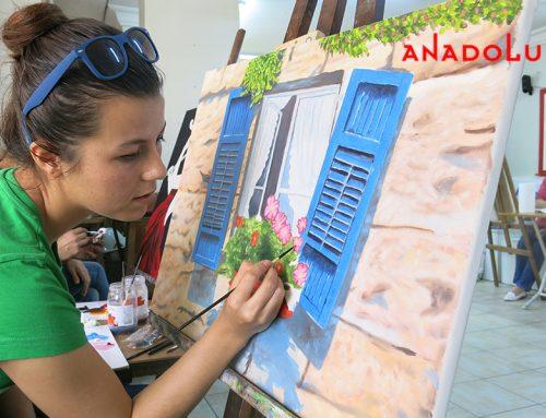 İstanbuldaki Çok Güzel Real Hobi Sergisi