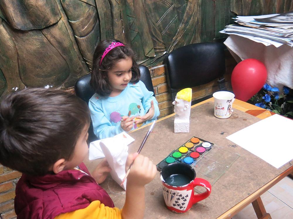İstanbul Çocuklar İçin Sanat Kursları