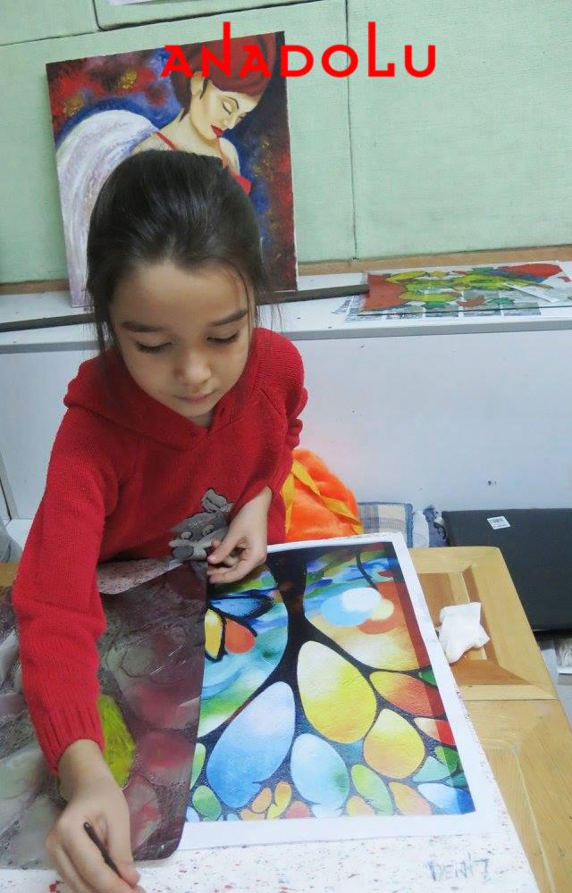 İstanbulda Çocuklara Yönelik Resim Atölyeleri