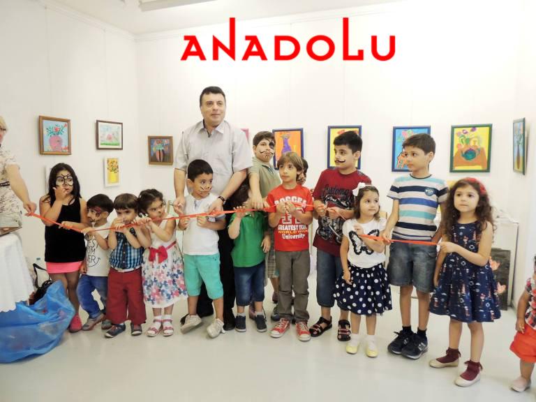 İstanbulda Çocuklara Yönelik Resim Sergileri