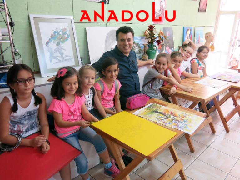 Çocuklara Yönelik Sanat Eğitim Kursları İzmir