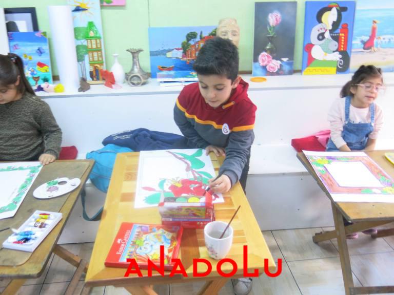 Çocuk Sanat Atölyesi
