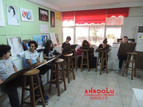 Anadolu Güzel Sanatlar Liselerine Hazırlık Kursları İstanbul