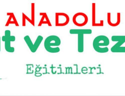 İstanbuldaki Çok Güzel Hat ve Tezhip Günleri tarihi