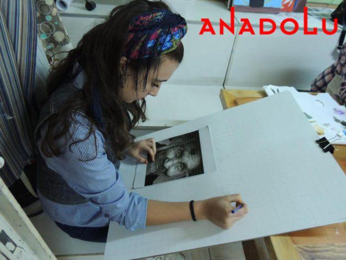 Teknik Çizim Dersleri Üniversite Hazırlık Grubu İstanbul