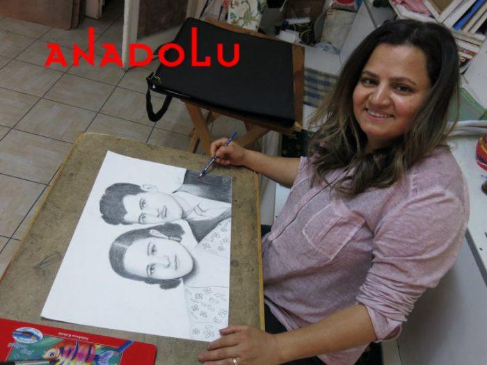 Karakalem Potre Çalışmaları Hobi Grupları İstanbul