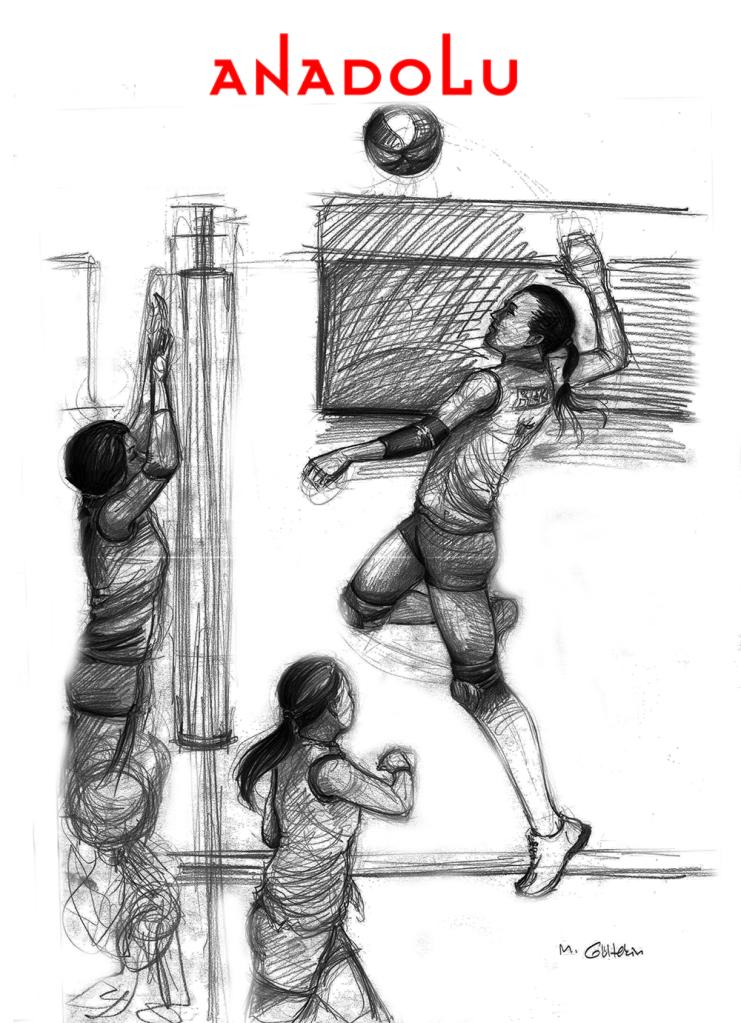 İmgesel Spor Çalışması Yapanlar Çukurovada