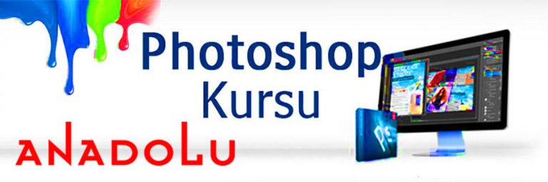 photoshop kursları Çukurovada