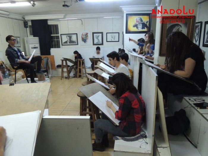 Anadolu Çizim Dersleri İstanbul