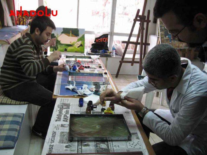 Ebru Kursunda Çalışanlar İstanbul
