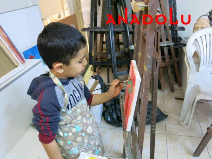 Çocuklara Yönelik Sanat Dersleri İstanbul