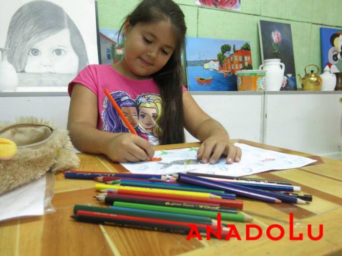 İstanbulda Çocuklar İçin Resim Eğitimleri