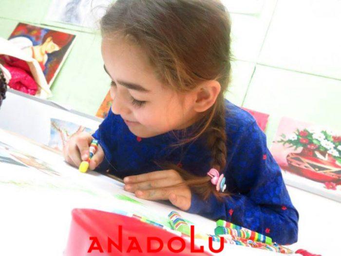 İstanbulda Çocuklar İçin Güzel Çizim Eğitimleri